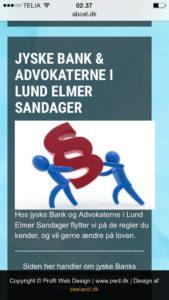 LES.dk har deres egen LOVBOG