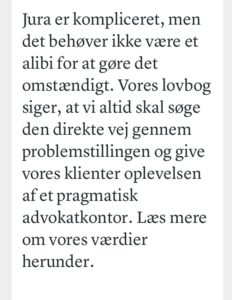 Lidt fra historien om jyske bank og Lund Elmer Sandager advokater og deres ærlige og hæderlige virksomhed