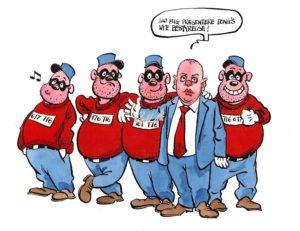Er jyske bank og Nykredit bank en bande af kriminelle mafia folk som sammenarbejder i karteller for at kunne bistå med at stjæle elle bedrage deres kunder, advokater i Lund Elmer Sandager bruger falser låne aftaler for at skuffe i retssag :-) det ser sort ud i de danske banker